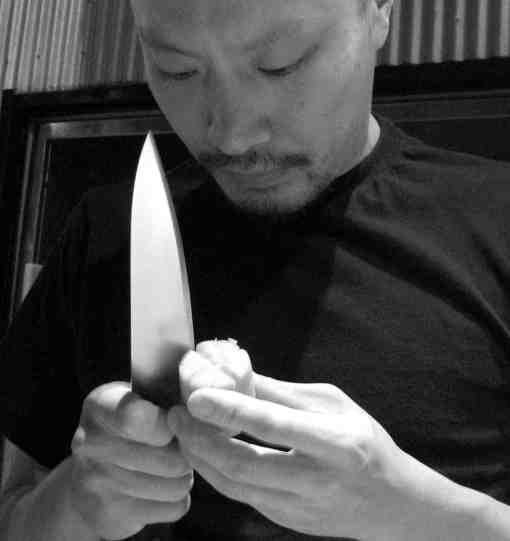 Focus.  Chiyoda Restaurant.  Tokyo.  2007.