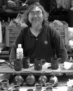 Shigaraki Ceramicist, Kyoto.