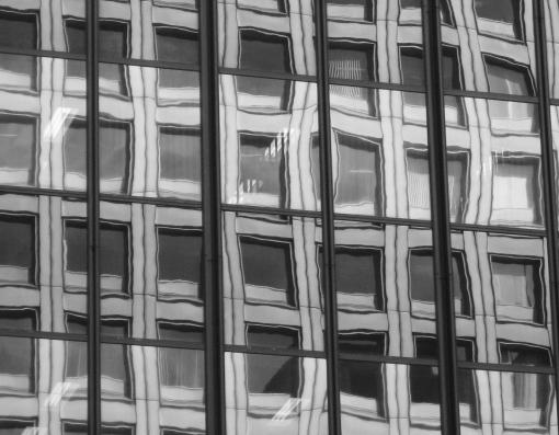Reflections II.  Chiyoda Ward, Tokyo.  2007.