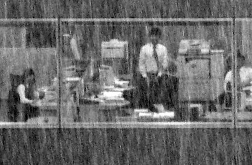 Office Staff.  Hiroshima.  2008.