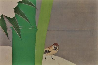 Sekka_Sparrow&Bamboo